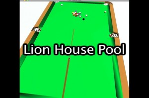 Lion House Pool